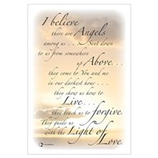 Angels Among Us Wall Art Canvas Art