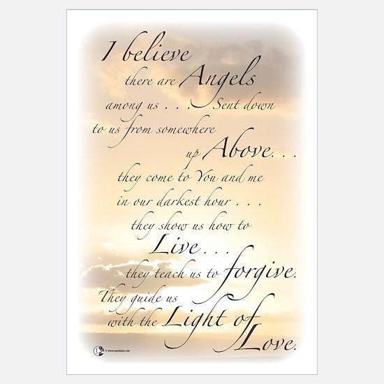 Angels Among Us Wall Art