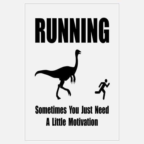 Running Motivation Wall Art