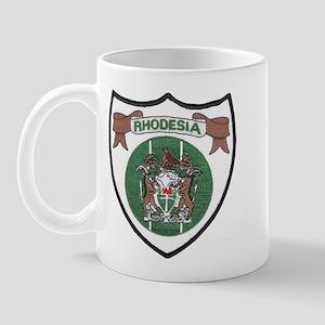 Rhodesia Official Seal Mug