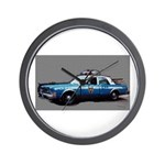 New York City Police Car Wall Clock