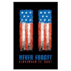 911 10th Wall Art Poster