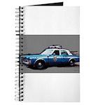 New York City Police Car Journal
