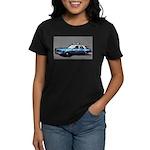 New York City Police Car Women's Dark T-Shirt