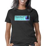SanibelPelicanDark Women's Classic T-Shirt