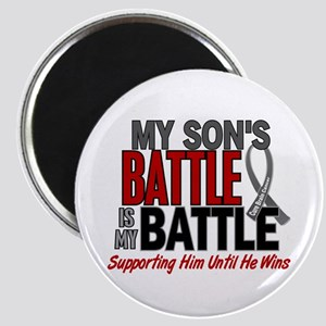 My Battle Too Brain Cancer Magnet