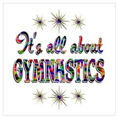 About Gymnastics Wall Art Canvas Art