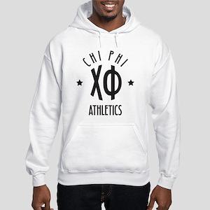 Chi Phi Athletics Hooded Sweatshirt