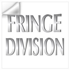 Fringe Div/Metallic Wall Art Wall Decal