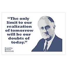 Roosevelt - Doubts Wall Art Poster