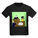 Clearly Nuts Kids Dark T-Shirt
