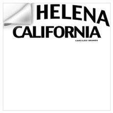 St Helena Wall Art Wall Decal