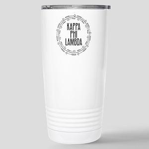 Kappa Phi Lambda sorority circle arrow Mugs