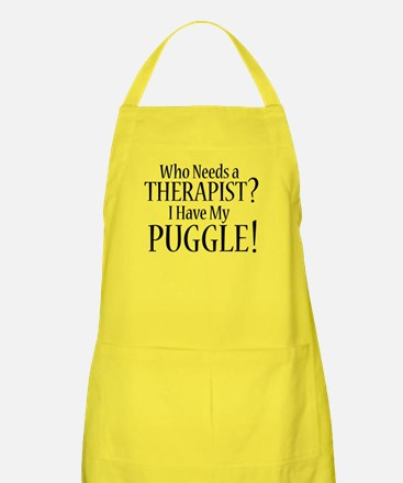 THERAPIST Puggle Apron