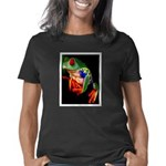 Colorful Frog Women's Classic T-Shirt