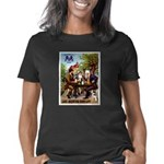 Lion Brewing Beer Print Women's Classic T-Shirt