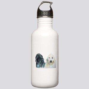 Two Doodles Stainless Water Bottle 1.0L