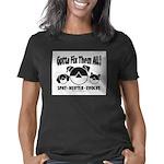 FixThemAll_Black Women's Classic T-Shirt