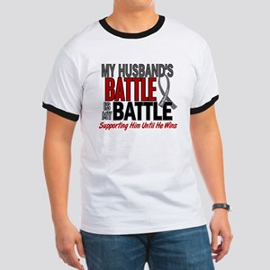 My Battle Too Brain Cancer Ringer T