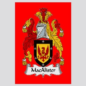 Clan MacAlister Wall Art