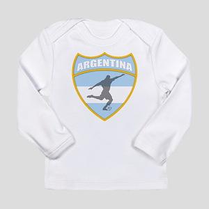 Argentina Soccer Long Sleeve Infant T-Shirt
