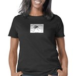 Aedes aegypti mosquito Women's Classic T-Shirt