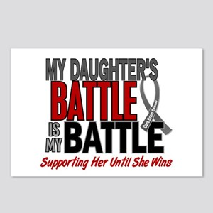 My Battle Too Brain Cancer Postcards (Package of 8