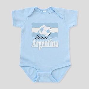 Argentina Soccer Infant Bodysuit