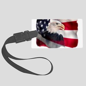 US Symbol Luggage Tag