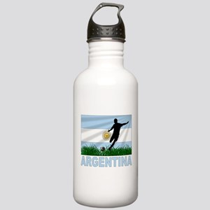 Argentina Soccer Stainless Water Bottle 1.0L