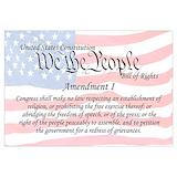 First amendment Posters