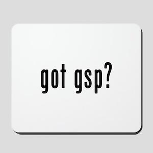 GOT GSP Mousepad