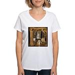BMV Radio 1 Women's V-Neck T-Shirt