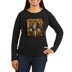 BMV Radio 1 Women's Long Sleeve Dark T-Shirt