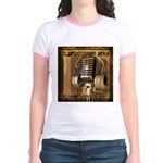 BMV Radio 1 Jr. Ringer T-Shirt