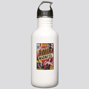 Vintage Reefer Madness Stainless Water Bottle 1.0L