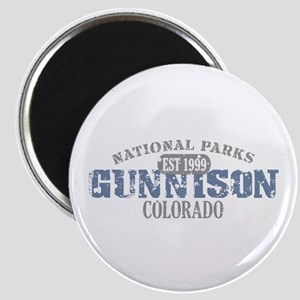 Gunnison National Park CO Magnet