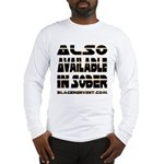 Available In Sober! Long Sleeve T-Shirt