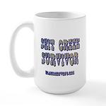 Sh*T Creek Survivor Large Mug