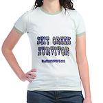 Sh*T Creek Survivor Jr. Ringer T-Shirt