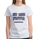 Sh*T Creek Survivor Women's T-Shirt