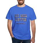 Sh*T Creek Survivor Dark T-Shirt