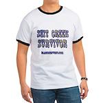 Sh*T Creek Survivor Ringer T