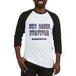 Sh*T Creek Survivor Baseball Jersey