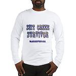 Sh*T Creek Survivor Long Sleeve T-Shirt