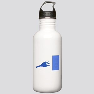 blue connectivity Stainless Water Bottle 1.0L