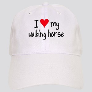 I LOVE MY Walking Horse Cap