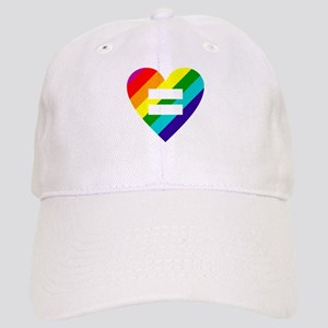 Rainbow love equals love Cap