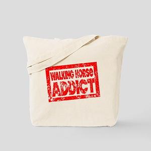 Walking Horse ADDICT Tote Bag