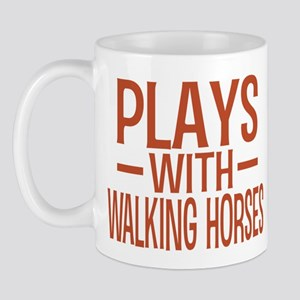 PLAYS Walking Horses Mug